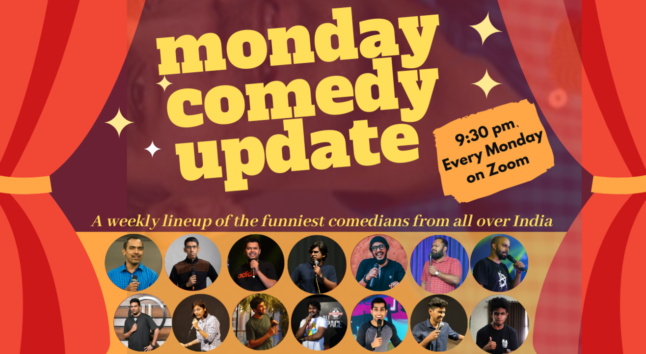 Monday Comedy Update
