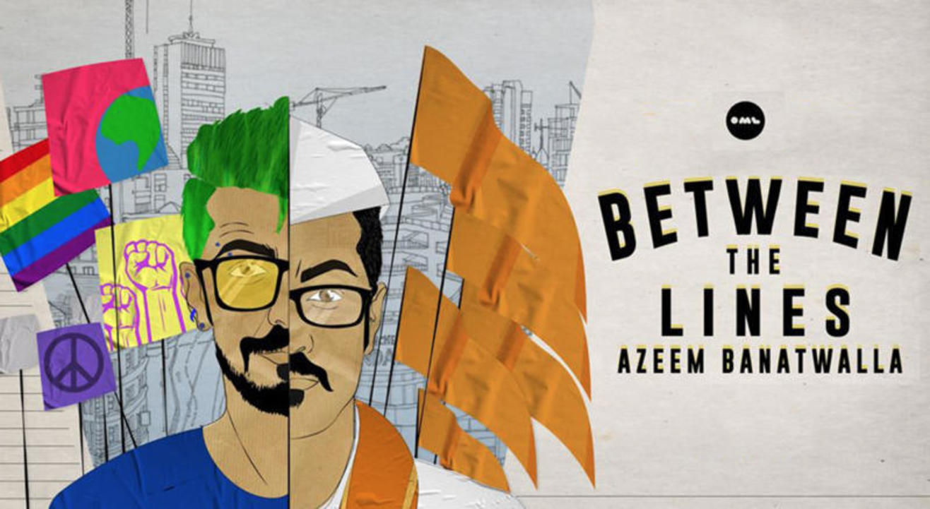Between The Lines - Azeem Banatwalla