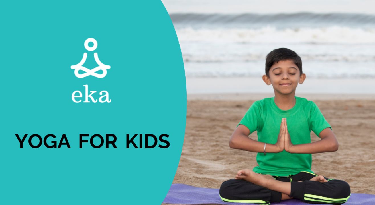 Yoga for Kids 5 week course by Sudeepta Shanbhag