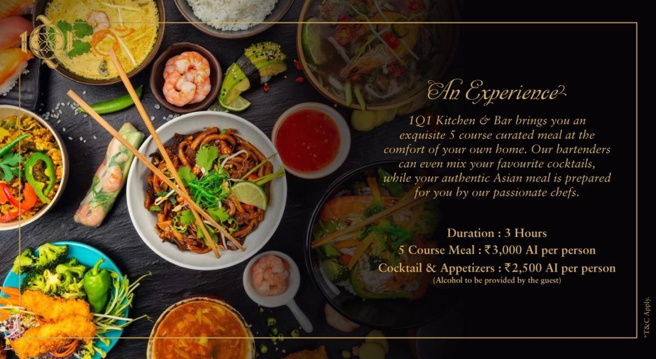 An Experience by 1Q1 Kitchen & Bar