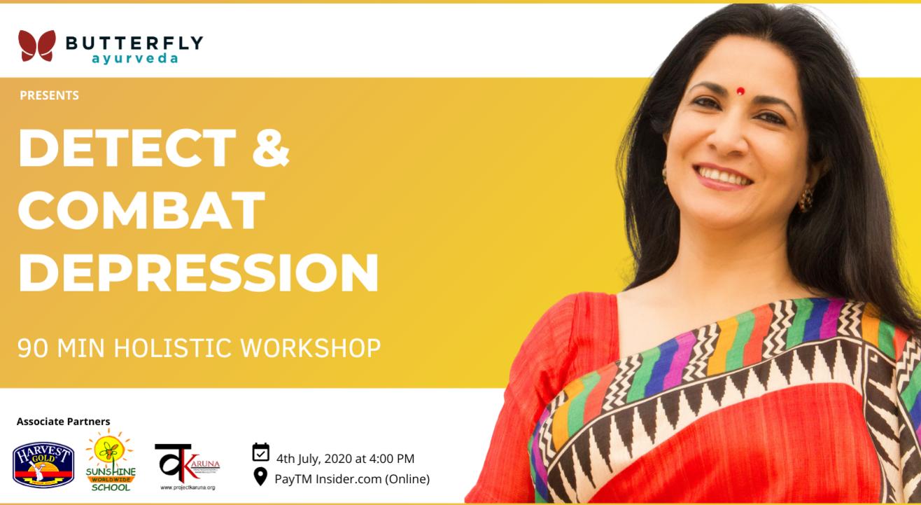 A Workshop On Depression   By Dr. Prerna Kohli Ph.D.