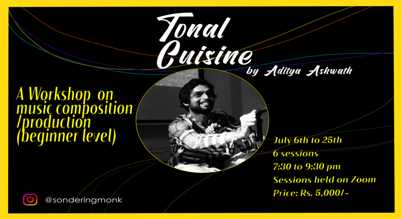 Tonal Cuisine - A beginner's guide to music composition