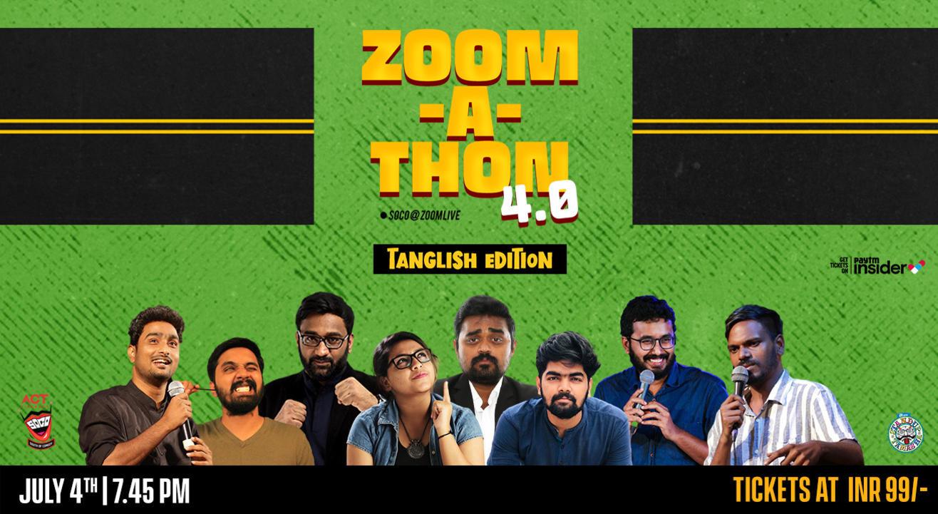 Zoomathon 4.0 (Tanglish)