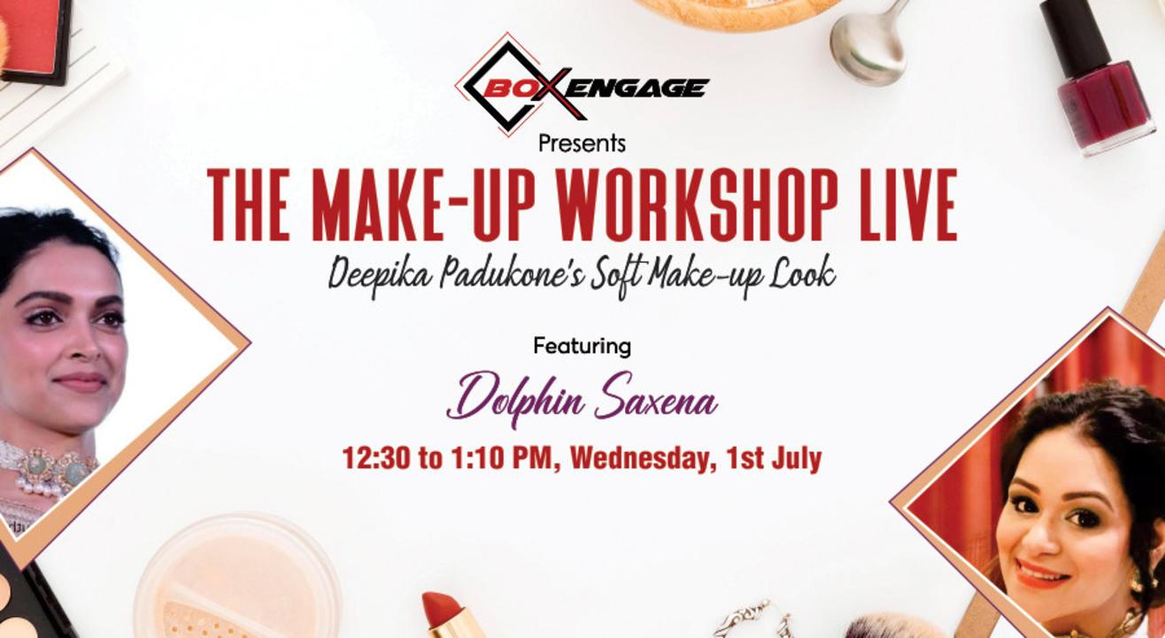The Make-Up Workshop Live