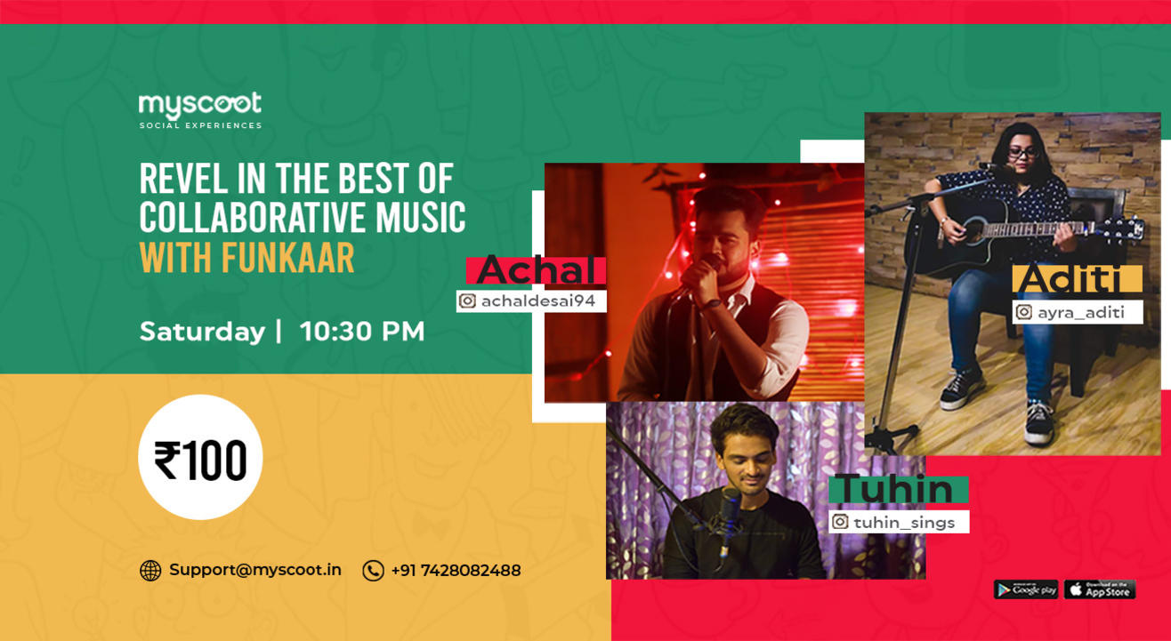 Revel in the Best of Collaborative Music with Funkaar