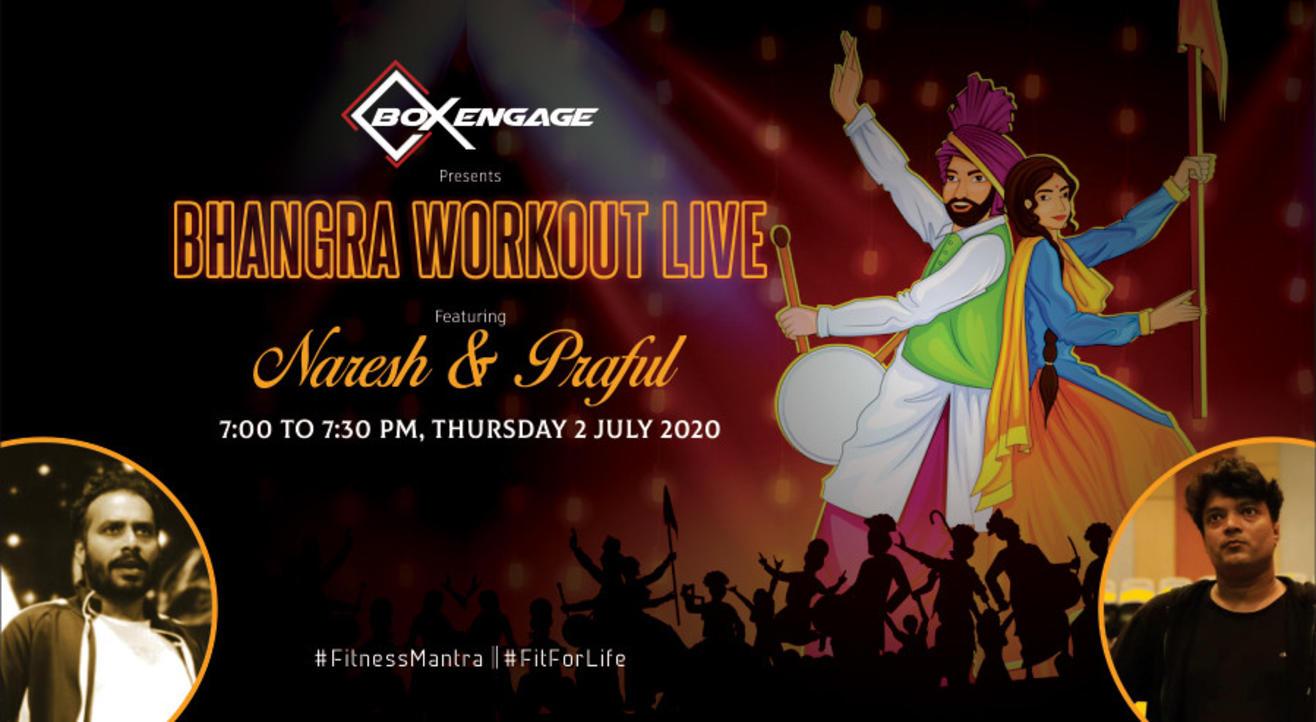 Bhangra Workout Live