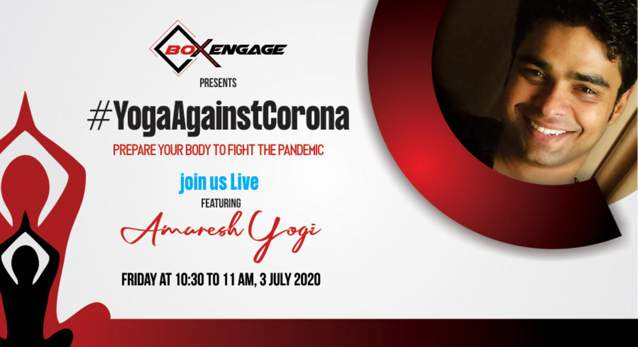Yoga against Corona