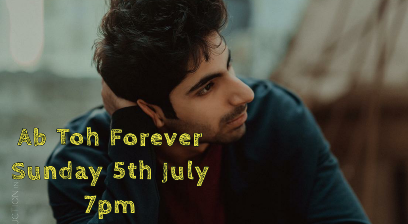 Online Bollywood Workshop on Ab toh Forever by Prateek Aneja