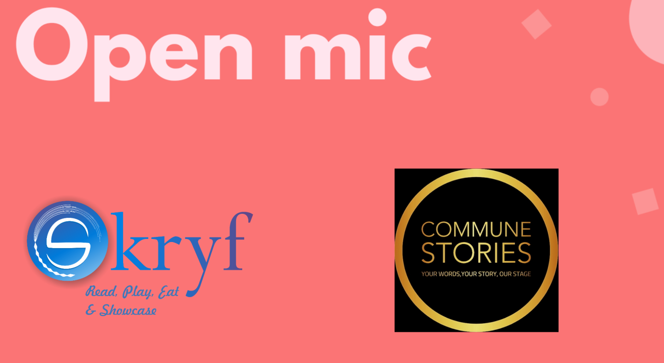 Commune Stories Open Mic