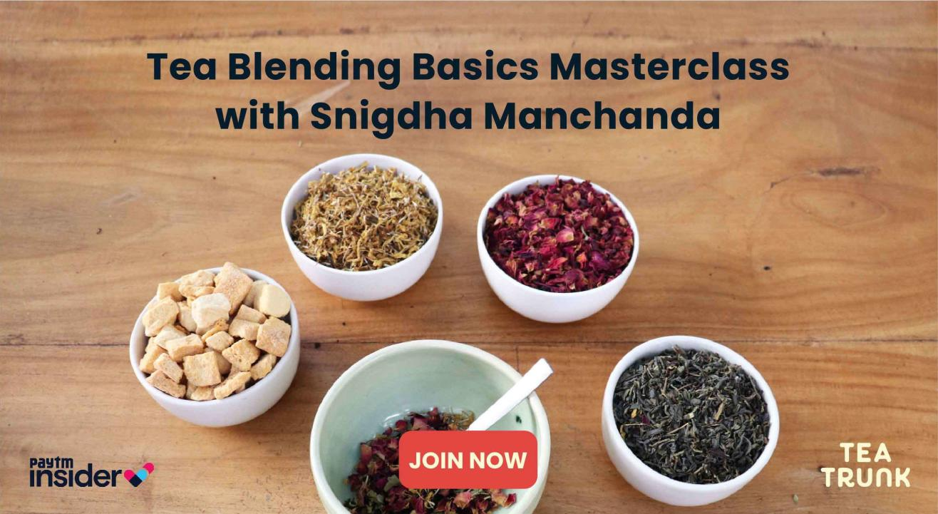Tea Blending Basics