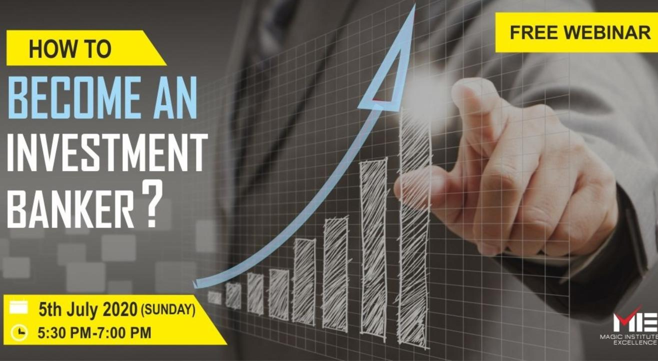 How to become an Investment Banker?