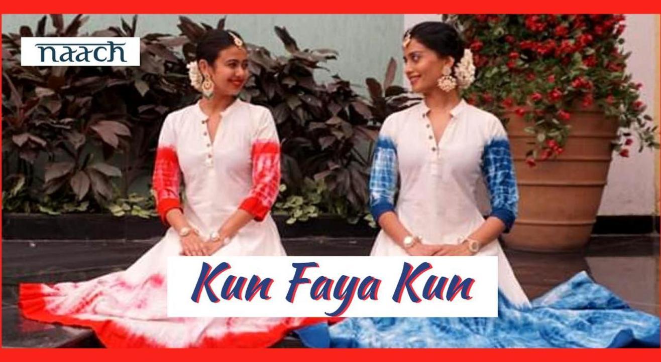 Team Naach : Kun Faya Kun (FRIDAY EVENING)