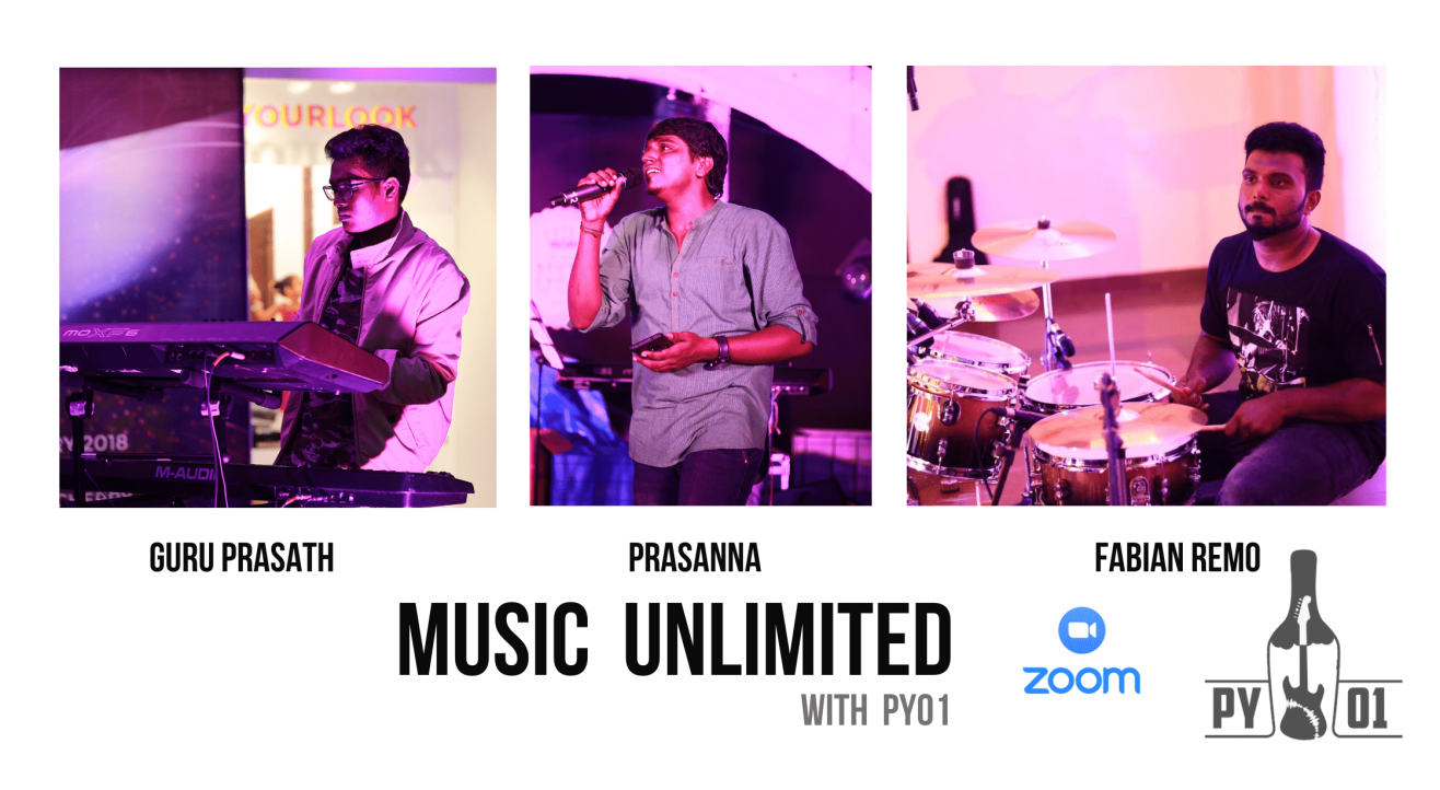Music Unlimited with PY01 the Band