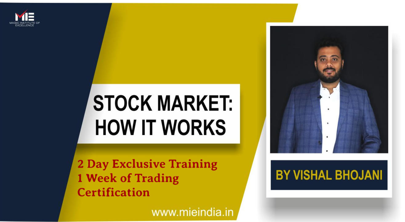 2 Day Exclusive Certification Workshop : Stock Markets