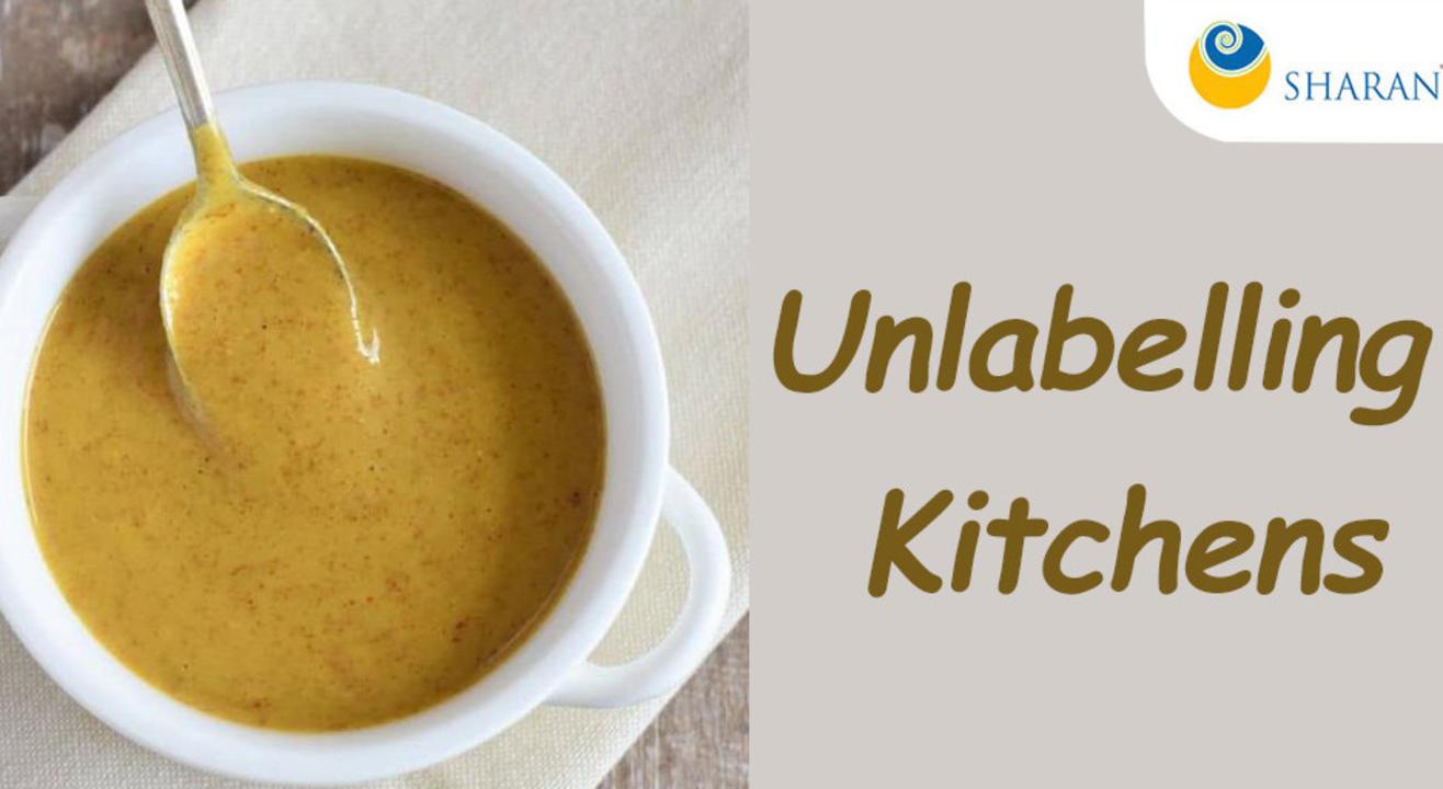 Unlabelling Kitchens