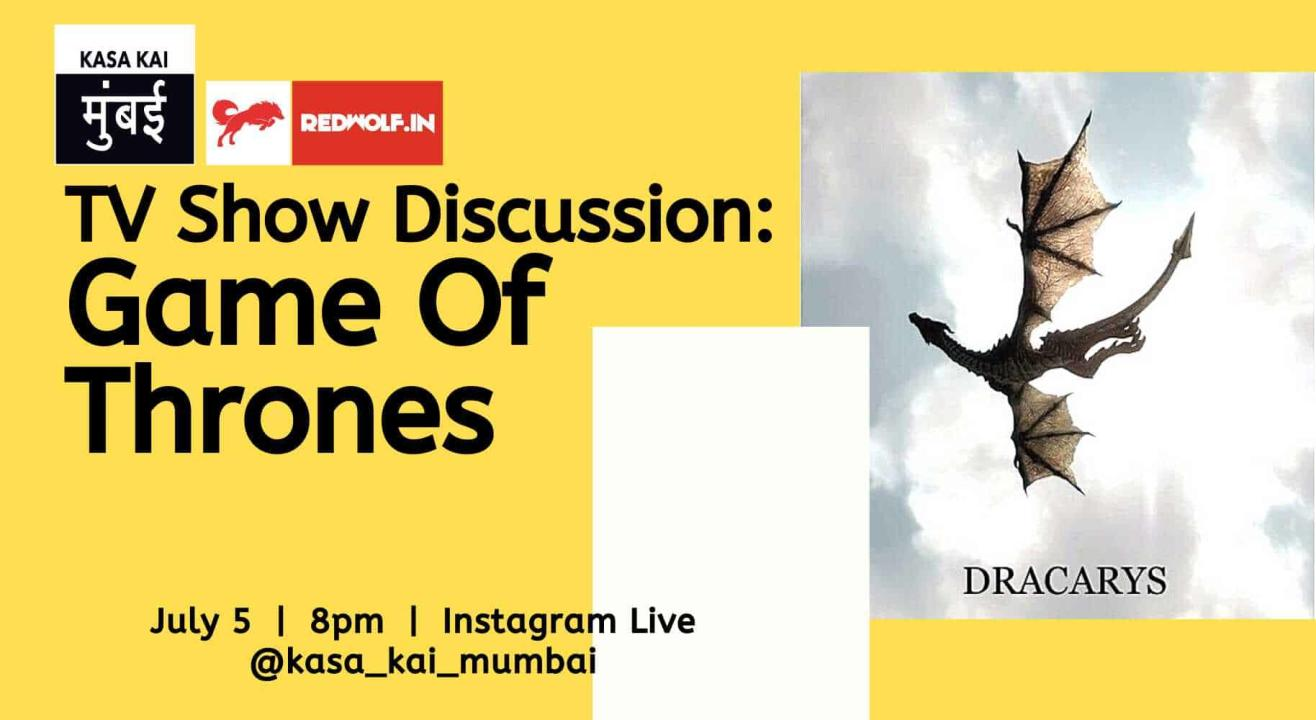 TV Show Discussion On GOT At Instagram Live