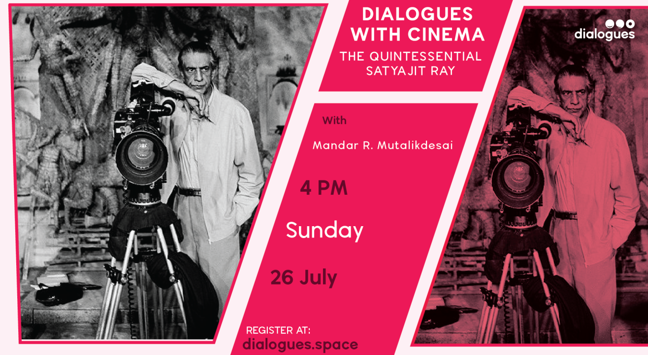 Dialogues with Cinema (The Quintessential Satyajit Ray)