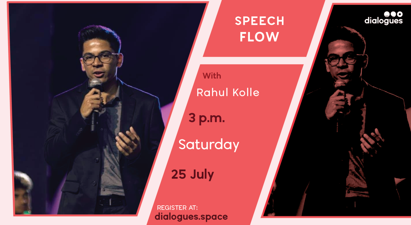 Speech Flow - A workshop on improving fluency
