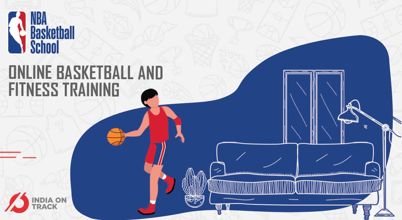 NBA Basketball Training at Home