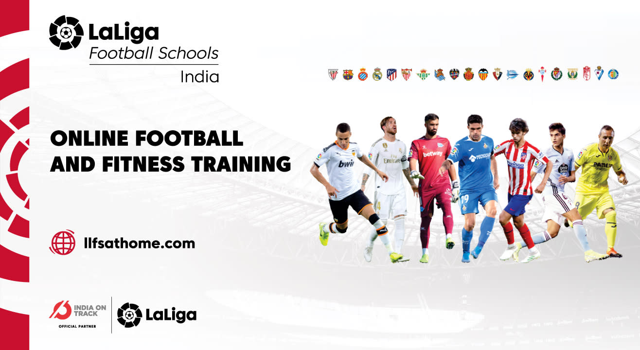 LaLiga Football Training at Home