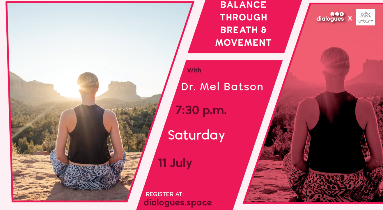 Balance through Breath & Movement