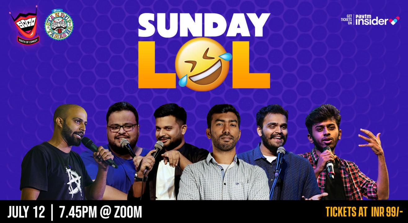 Sunday LOL (English)