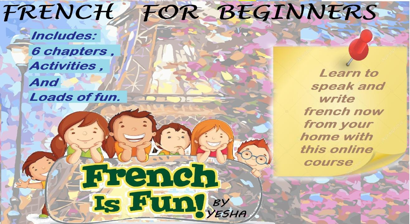 French- Beginner's edition