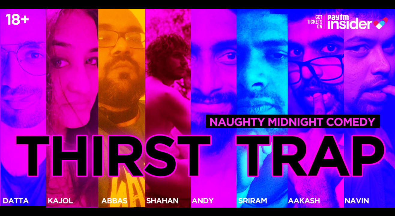 Thirst Trap 3 - Naughty Midnight Comedy
