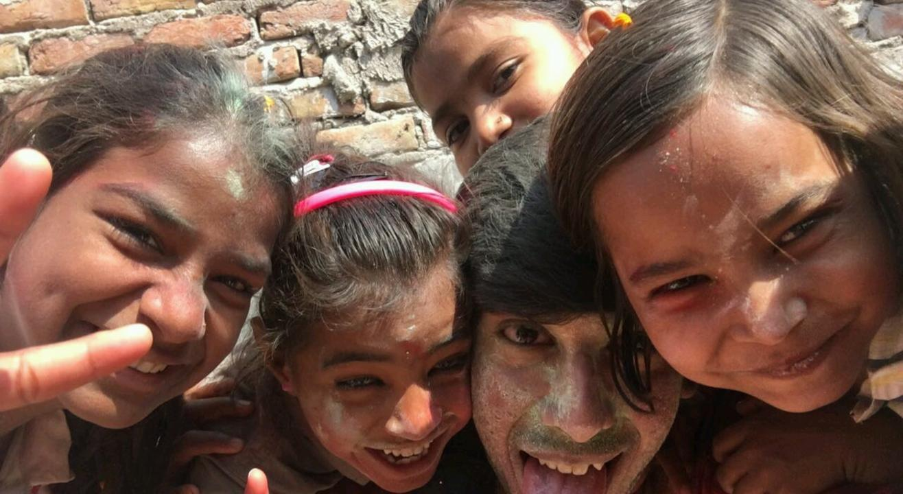 Help an NGO revamp their website