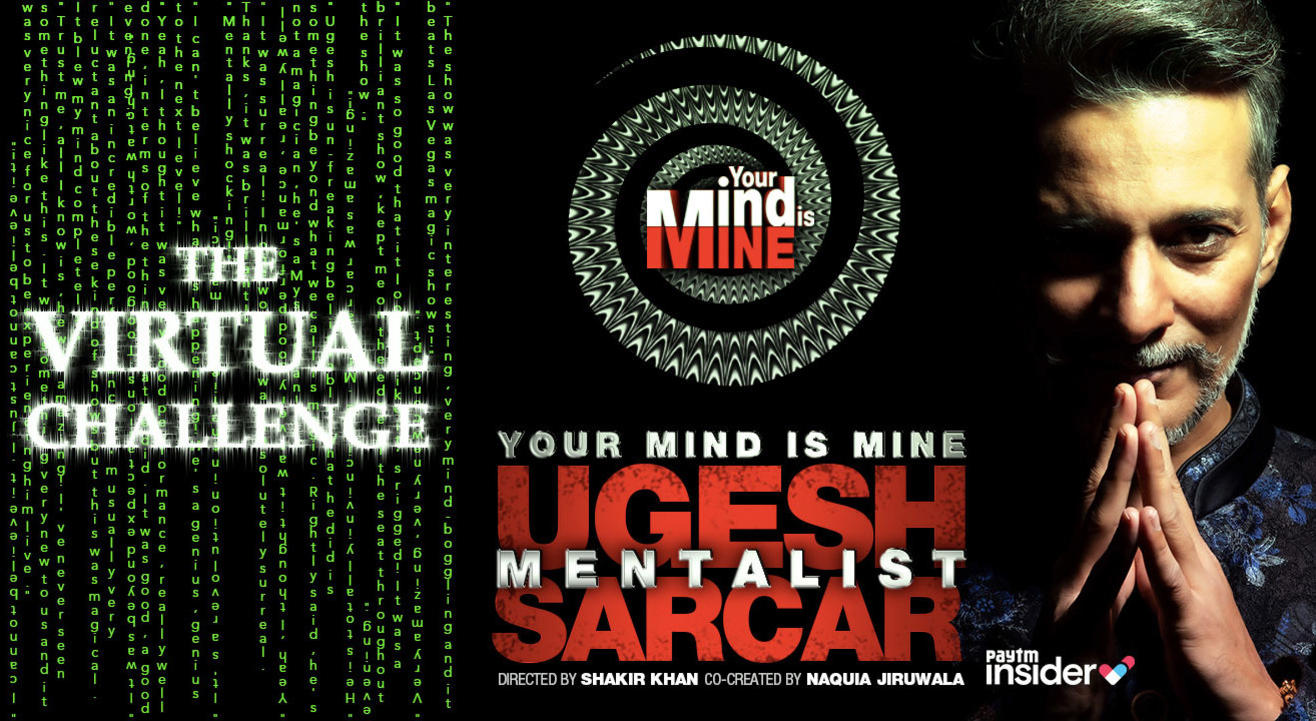 Your Mind is Mine - The Virtual Challenge