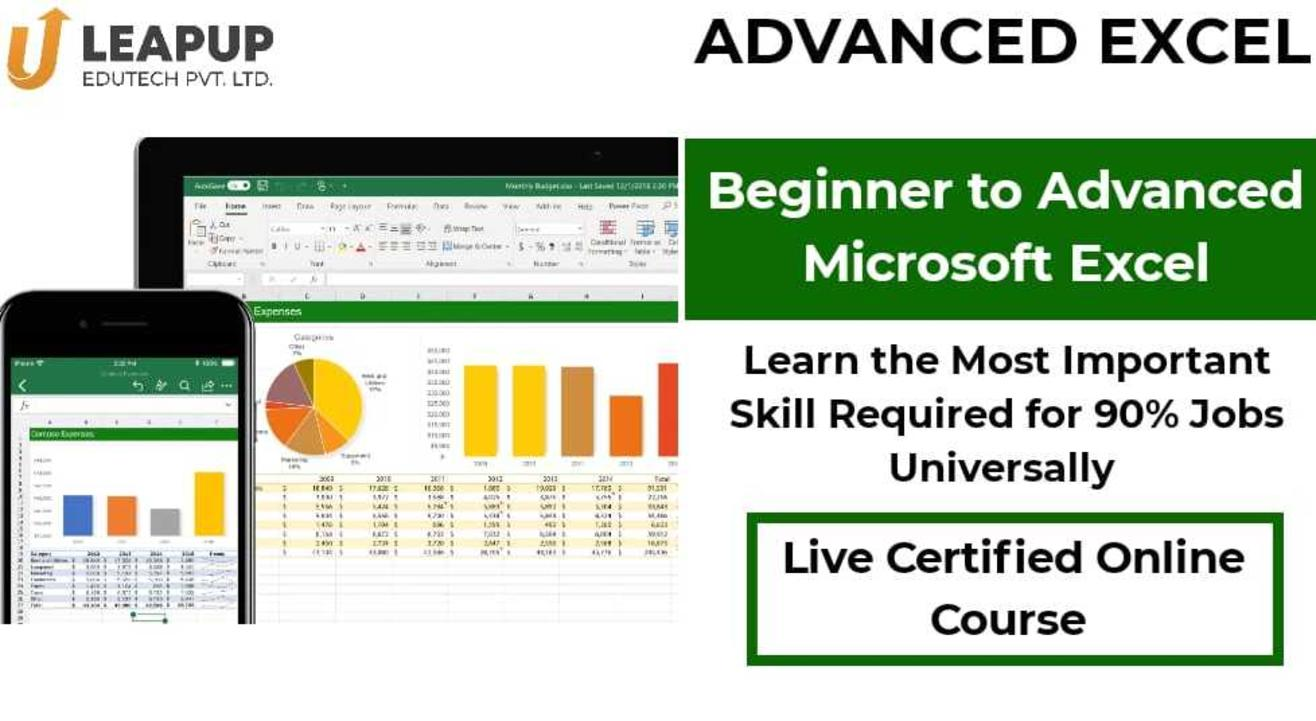 Certified Advanced Excel