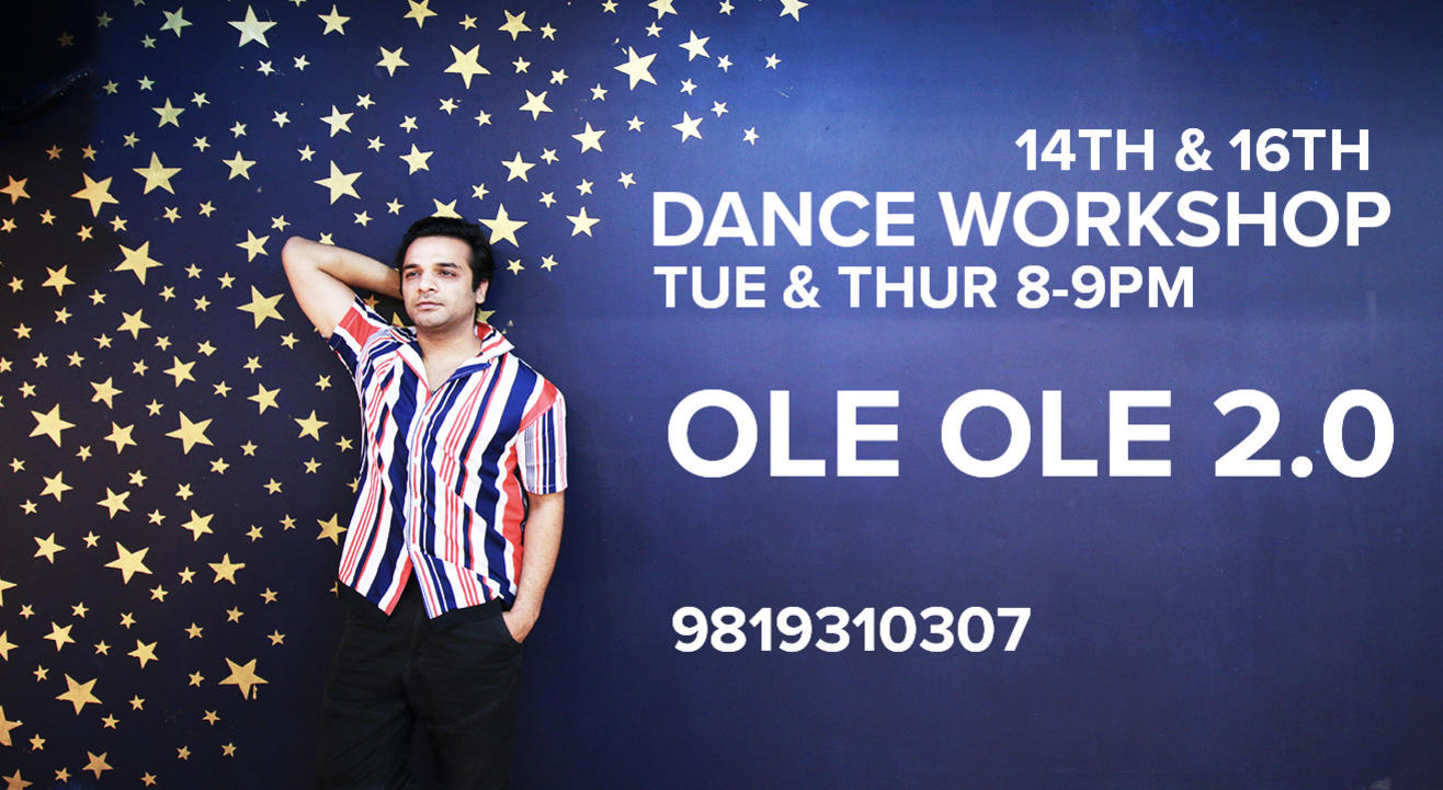 Dance Workshop on the Song Ole Ole 2.0