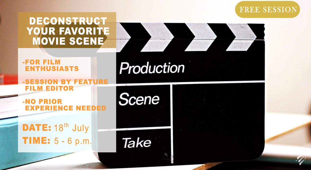 Deconstruct your favourite Movie Scene by Enlightened Sapiens