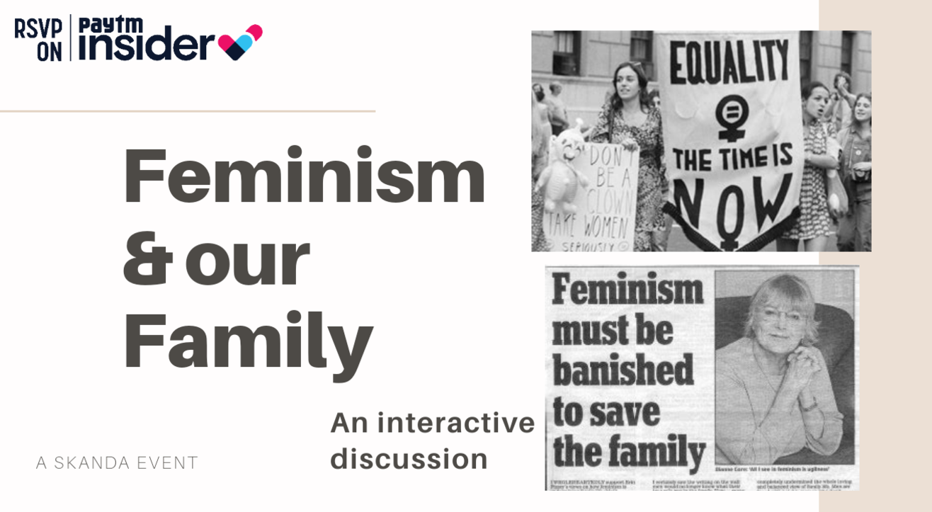 Feminism & our Family