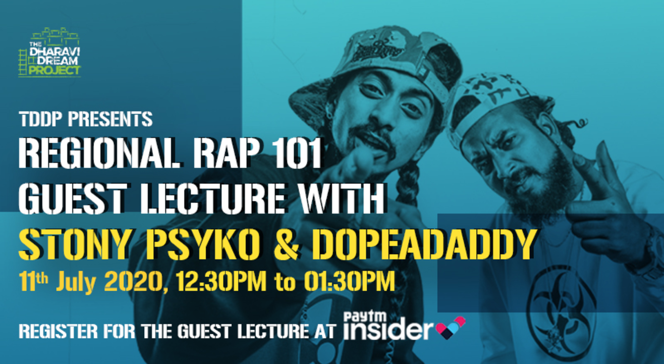 #AfterSchoolOfHipHop's Online RAP 101 Guest Lecture with STONY PSYKO & DOPEADADDY!