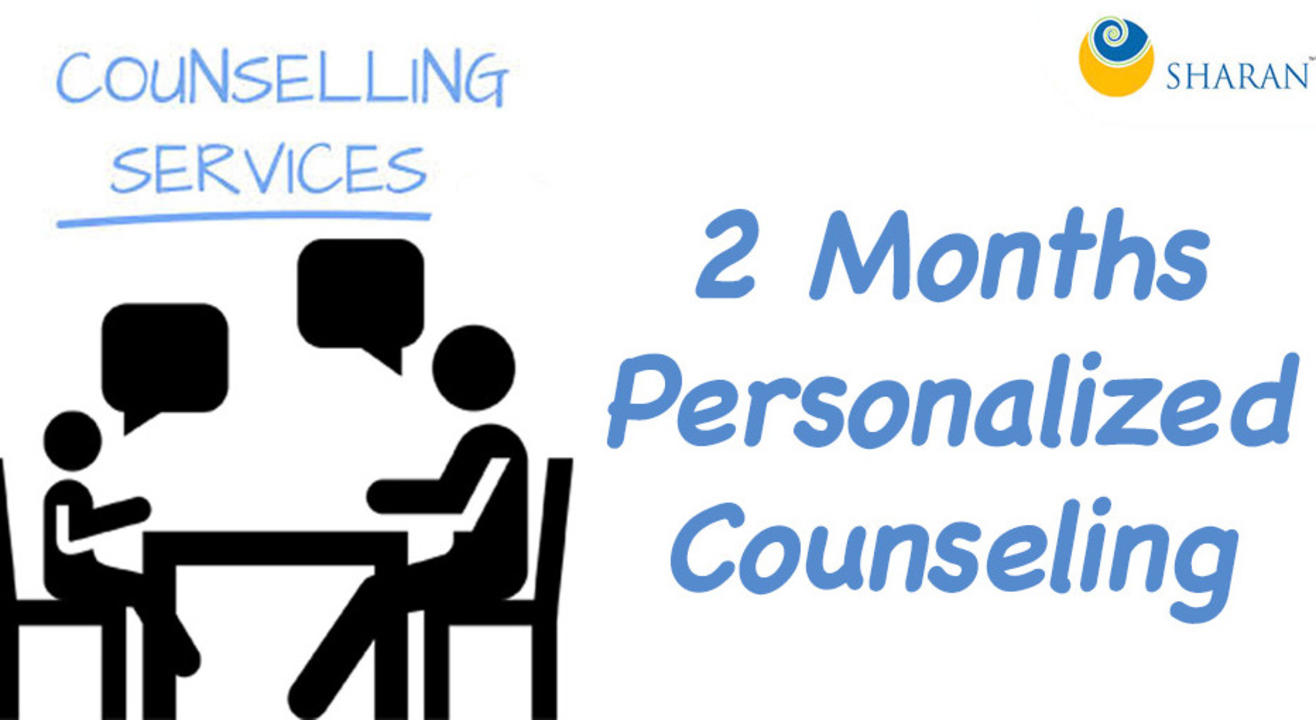 2 Months Personalized Counseling
