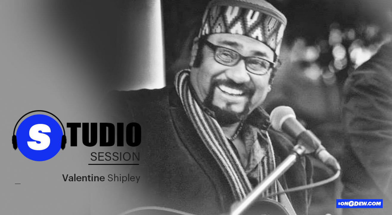 Studio Session: Live With Valentine Shipley