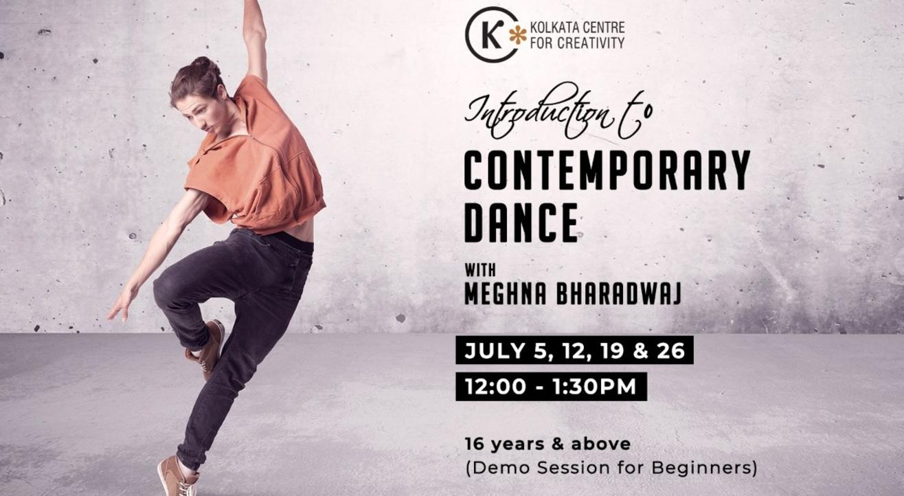 Introduction To Contemporary Dance With Meghna Bharadwaj
