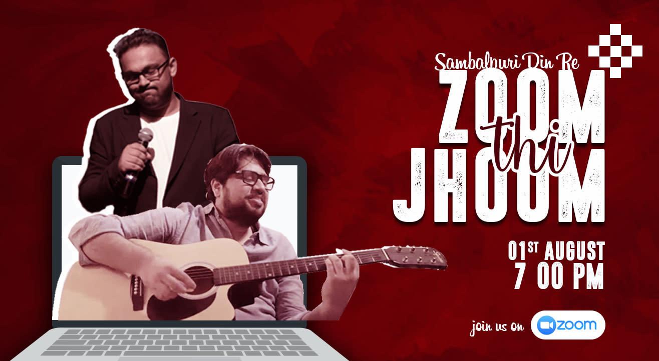 Zoom Thi Jhoom - Sambalpuri Day Special