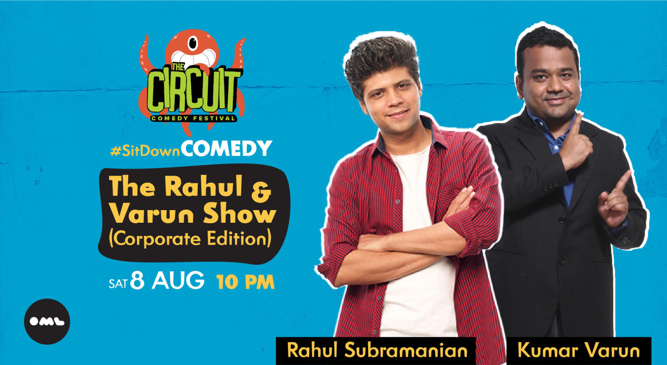 The Rahul & Varun Show (Corporate Edition)