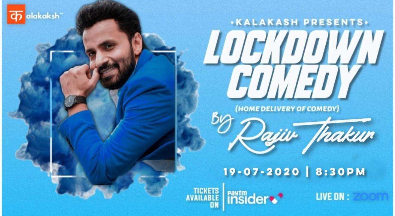 Lock Down Comedy By Rajiv Thakur