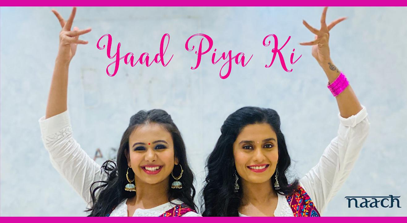 Team Naach: Yaad Piya Ki (Weekend Workshop)