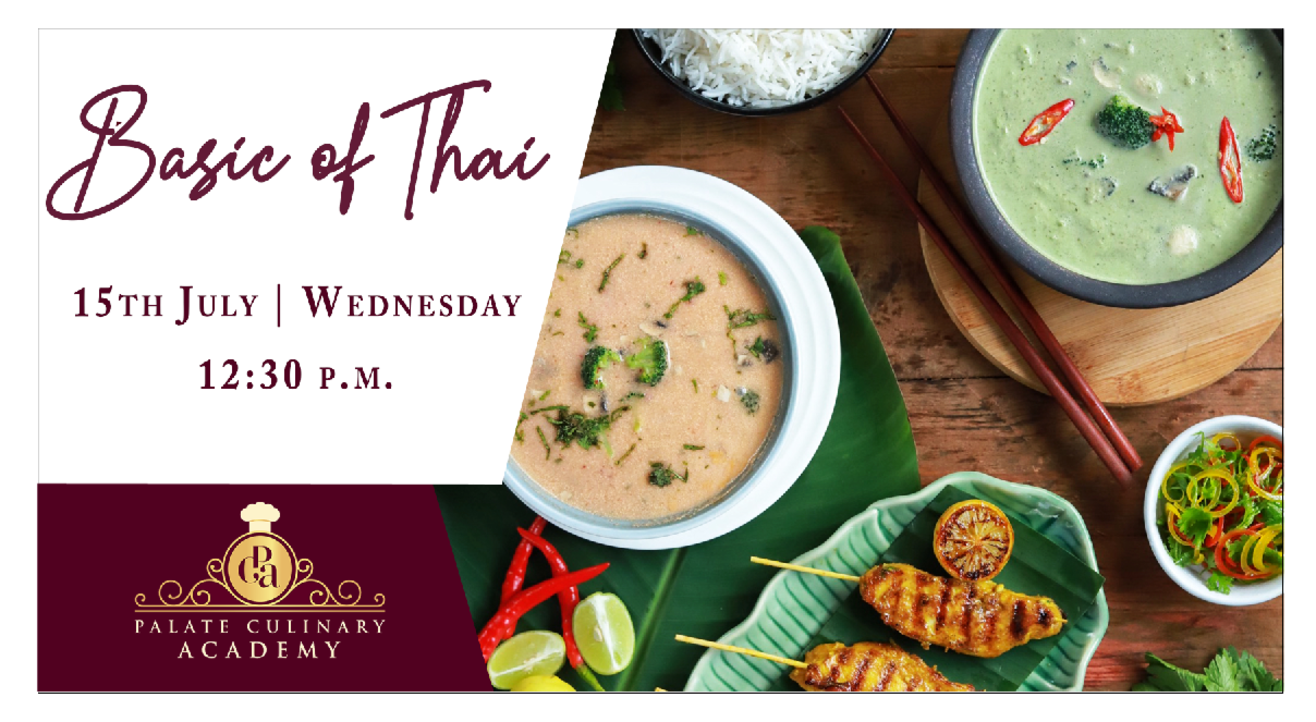 Basic of Thai with Rakhee Vaswani
