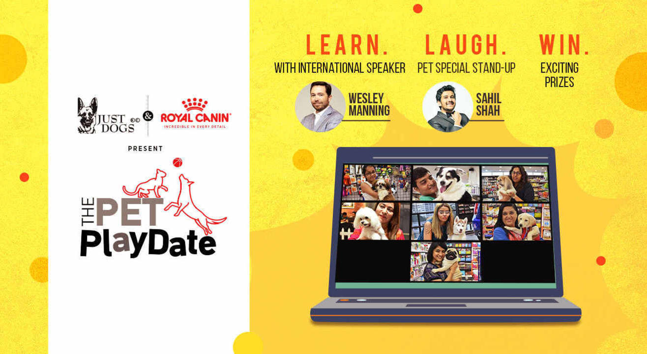 Just Dogs & Royal Canin Present The Pet Play Date