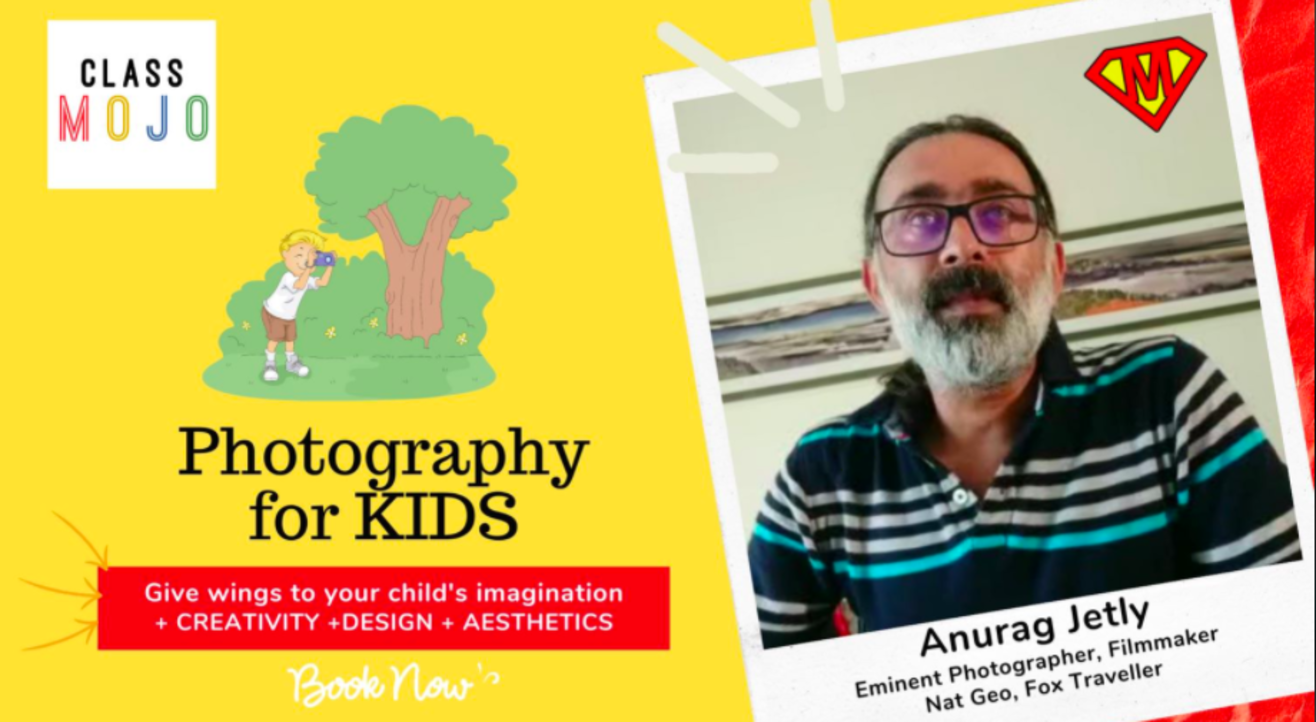ClassMojo : Photography for kids