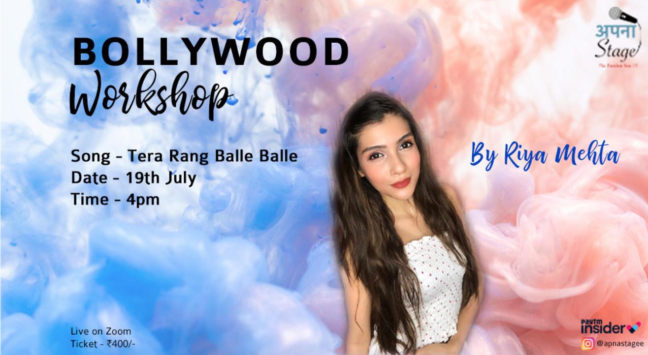Apna Stage : Bollywood Workshop