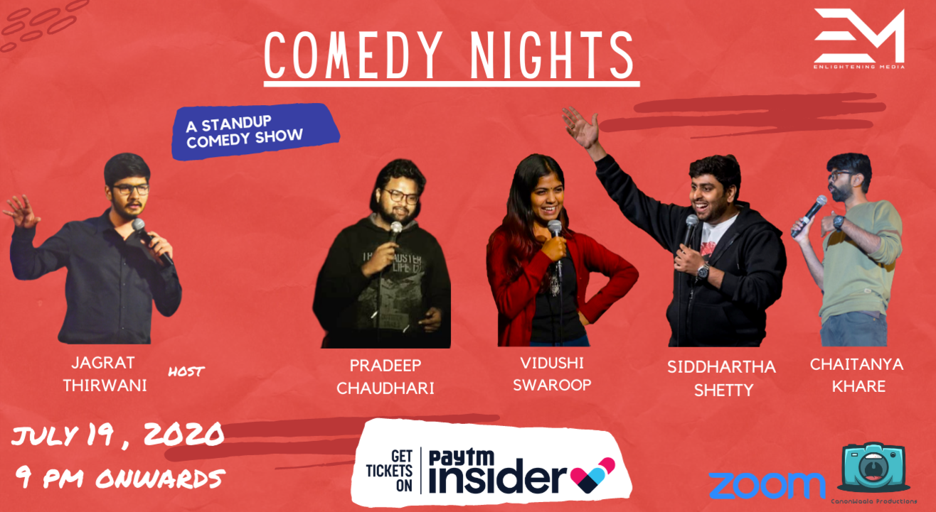 COMEDY NIGHTS : A STANDUP COMEDY SHOW