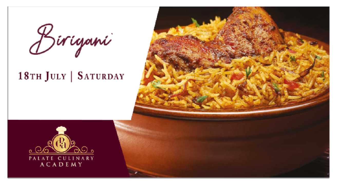 Biryani with Rakhee Vaswani