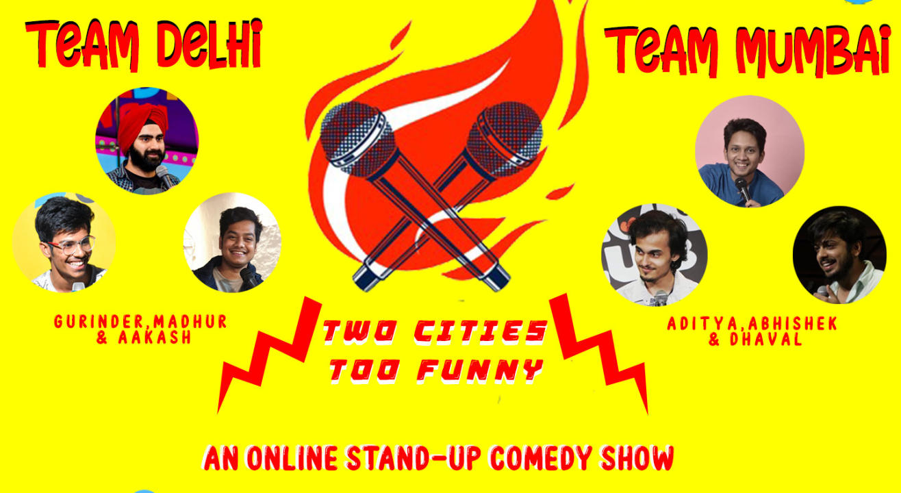 Two Cities,Too Funny: An Online Comedy Show