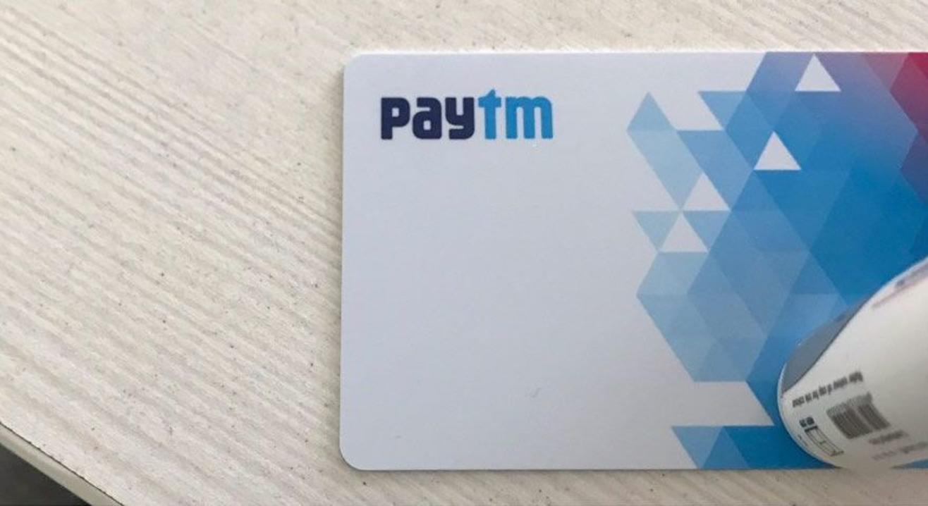 Paytm KYC slot booking